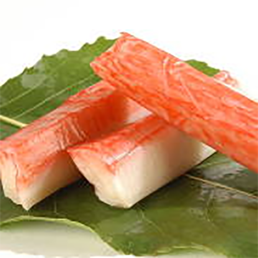 Natural colors surimi, natural coloring surimi, the color of surimi, colour of surimi